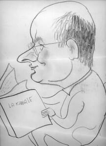 Caricature ELN