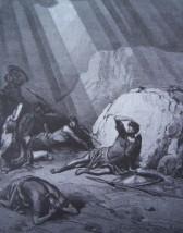 gravure-dore-bible-saint-paul-sur-le-chemin-de-damas