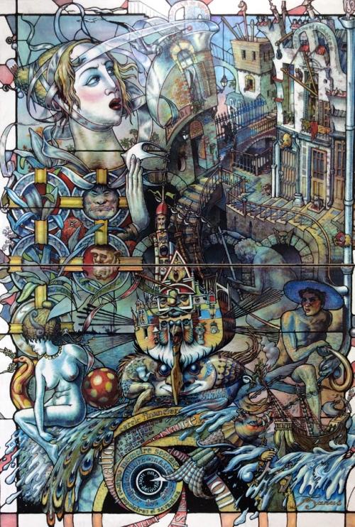 IMG_0554 Les Vacances de Sainte Genevieve Avis de Deluge 640x950