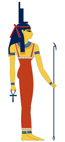350px-Egyptian_Isis.svg